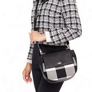 kate spade new york cameron street plaid byrdie